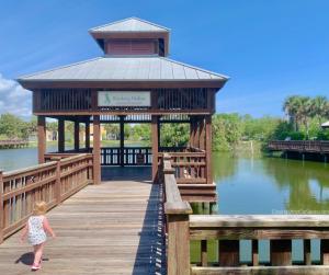 Bird Island Park Ponte Vedra Beach, FL Pavillion