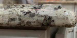 ogee edge granite counter top
